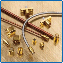 MIL-STD-348A, SMP type, FLP series
